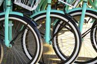Faire du vélo en ville pour se tenir en forme