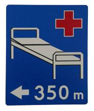 Un hôpital pour les lits