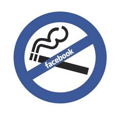 Arrêter de fumer grâce à Facebook